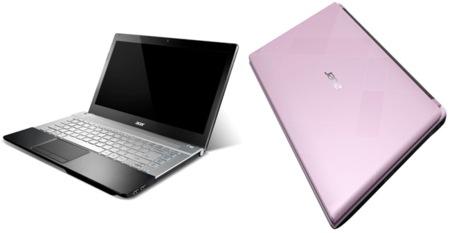 Nuevos portátiles Acer Aspire V3 y Aspire V5