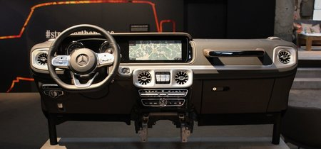 Mercedes-Benz Clase G, en la intimidad. Apto para todos los terrenos, sin restar ni un punto de refinamiento