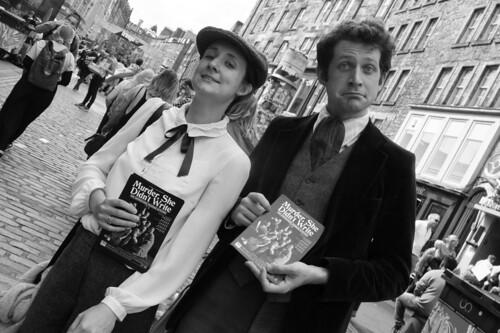 Siete atracciones literarias de Edimburgo