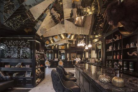 La barbería más espectacular del mundo se encuentra en México
