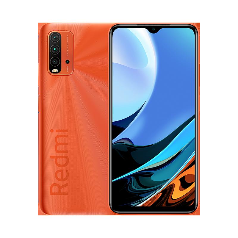 Redmi 9T, 4GB+128GB, Amanecer Naranja