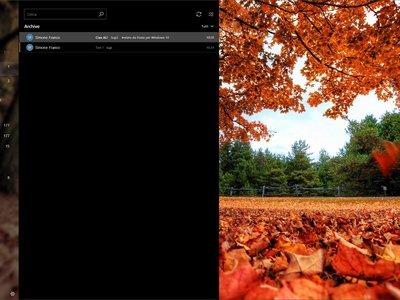 La aplicación Correo y Calendario ya tiene dentro de Skip Ahead algunas de las mejoras que llegarán con Redstone 5