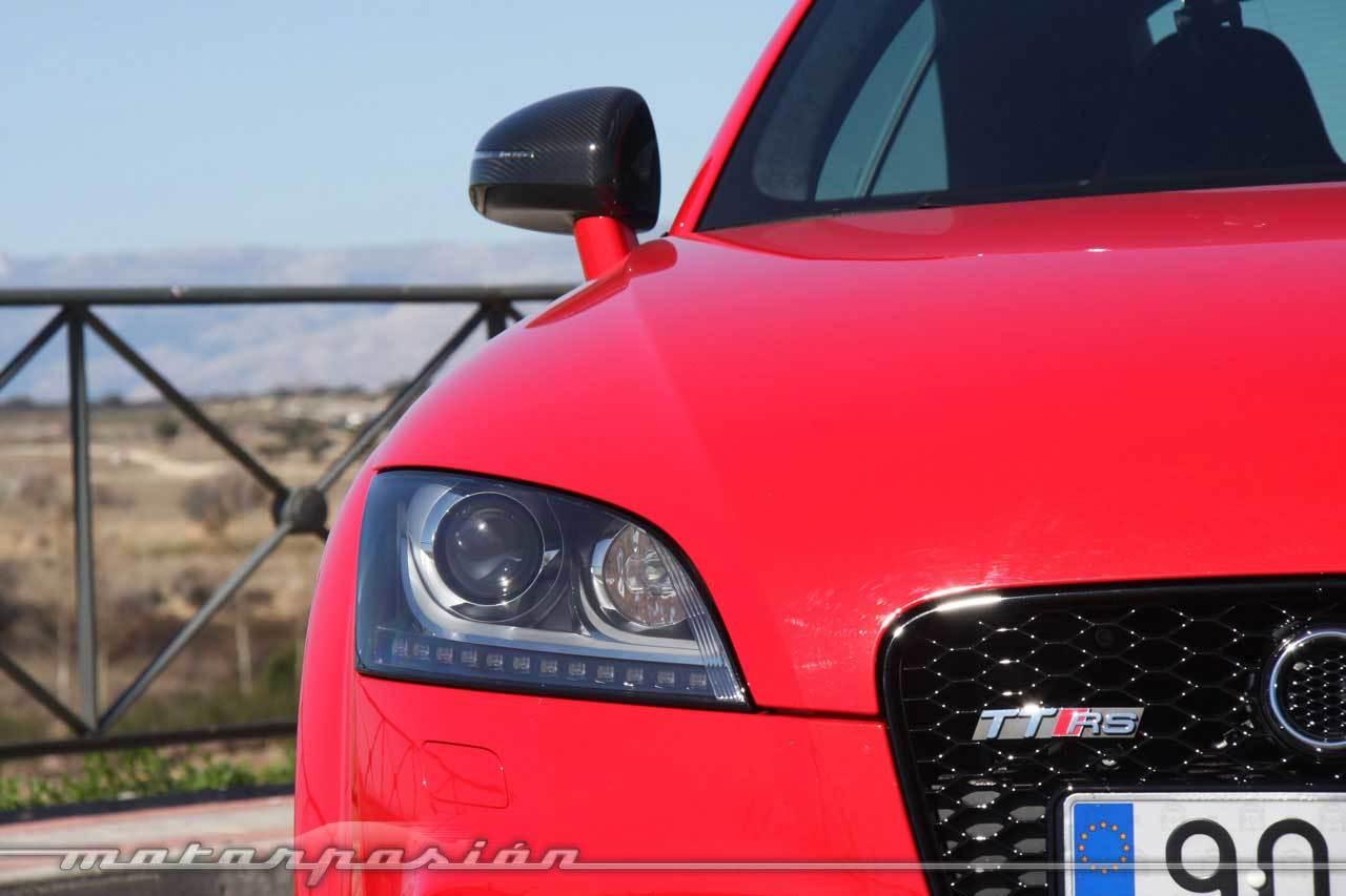 Foto de Audi TT RS S-Tronic (miniprueba) (44/51)