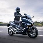 Honda Forza 750: la competencia de Honda contra el Yamaha TMAX tiene 58 CV y un arsenal tecnológico
