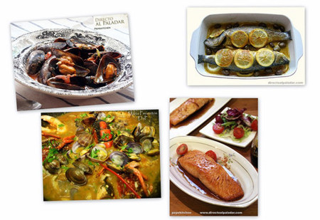 Menús de Navidad: recetas de pescados