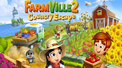FarmVille 2: Country Escape ya disponible en Google Play