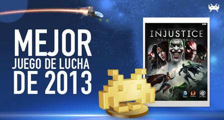 Mejor juego de lucha de 2013 según los lectores de VidaExtra: Injustice: Gods Among Us