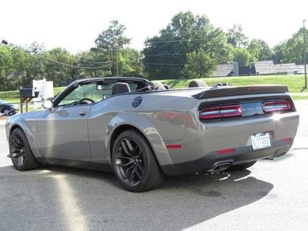 Challenger convertible 3