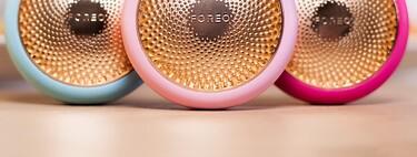 Aplicar en casa mascarillas faciales a nivel centro de belleza es posible con este gadget de Foreo rebajado hoy en Amazon