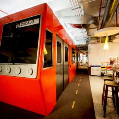 Foto 12 de 12 de la galería las-oficinas-de-google-en-mexico en Trendencias Lifestyle