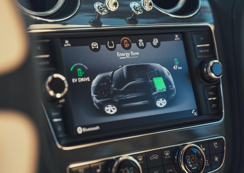 Foto de Bentley Bentayga Hybrid (21/23)