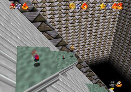 Super Mario 64 Estrella Secreta 11