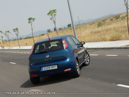 Fiat Punto 1.3 Multijet Dualogic, prueba (valoración y ficha técnica)