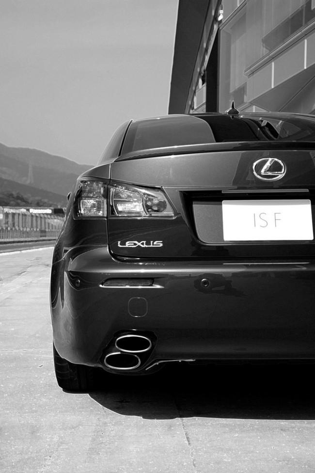 Foto de Lexus IS-F (45/111)