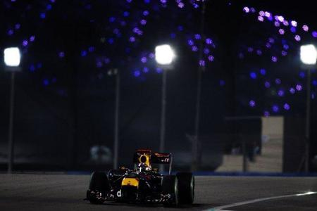 GP de Abu Dhabi de Fórmula 1: Sebastian Vettel consigue el mejor tiempo en los terceros entrenamientos libres