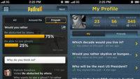 Pollroll, lanza encuestas en cuestión de segundos desde el móvil