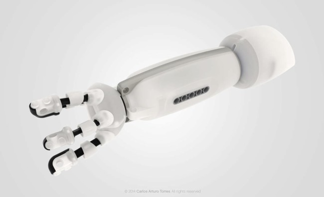 Iko Prosthetic System By Carlos Arturo Torres From The Umea Institute Of Design 1