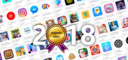 Las mejores apps Android en 2018 según el equipo de Xataka Android