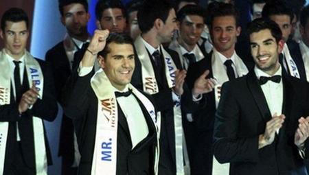 Diego Otero Tellez, de Mister Toledo 2010 a Mister España 2011