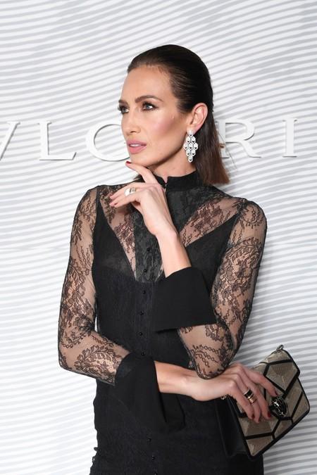 Nieves Álvarez nos da una lección de estilo con sus looks en la Semana de la Moda de Milán