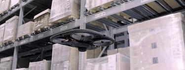 Ikea prueba nuevas técnicas para monitorizar sus almacenes: drones del creador de Amazon Robotics en lugar de personas