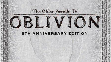 Edición quinto aniversario de 'The Elder Scrolls IV: Oblivion'