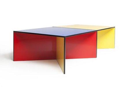 Nzela, mesa por módulos de diseño flexible