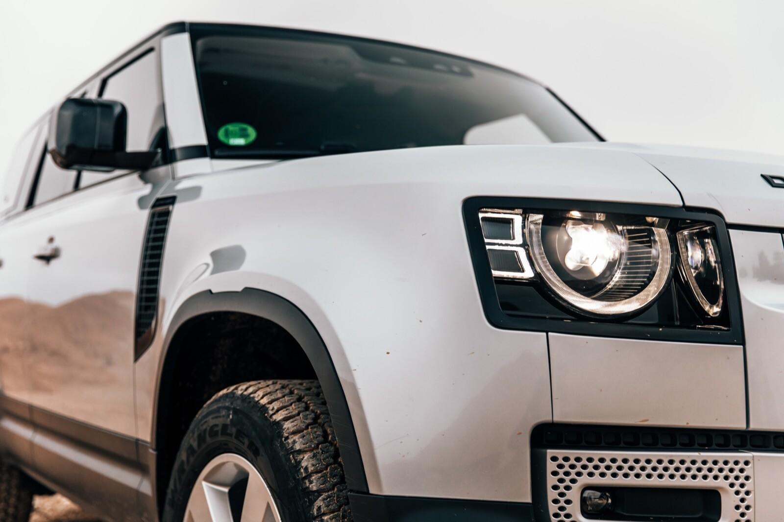 Foto de Land Rover Defender 110 (prueba) (8/41)