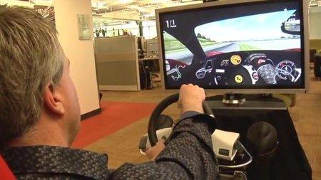 'Forza Motorsport 4': vídeo demostración del seguimiento de cabeza con Kinect