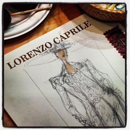 Boceto Caprile