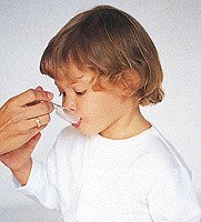 Retirada de medicamentos infantiles para el resfriado y la gripe de venta sin receta