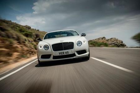 Bentley Continental GT V8 S, más potencia y pequeños retoques para Frankfurt