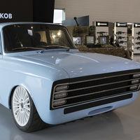 Este es el Kalashnikov CV-1, el coche eléctrico ruso con el que el fabricante del AK-47 quiere fusilar a Tesla