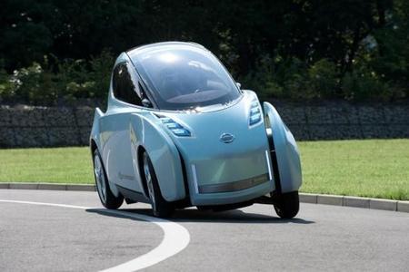 Nissan quiere competir con Renault mejorando el Twizy