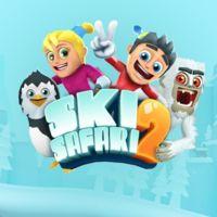 Sky Safari 2, el juego de esquí más desenfadado vuelve con la misma fórmula y nuevos trucos