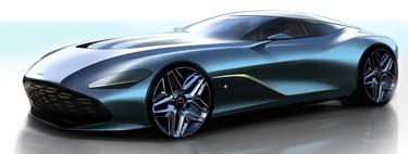 Aston Martin DBS GT Zagato: el más codiciado de la familia que rinde homenaje con honor