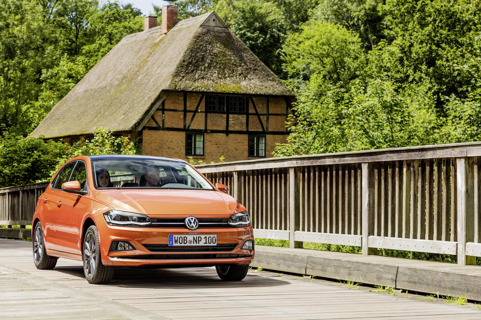 Foto de Volkswagen Polo 2018, toma de contacto (43/59)