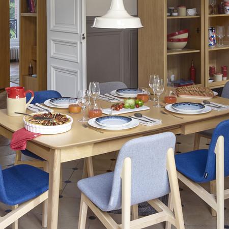 El arte de la buena mesa con Habitat y sus novedades en menaje