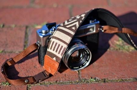 Estilosas correas para que personalices tu cámara de fotos