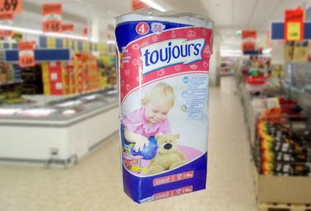 """Pañales """"Toujours Maxi Air Confort"""" de Lidl: los hemos probado"""