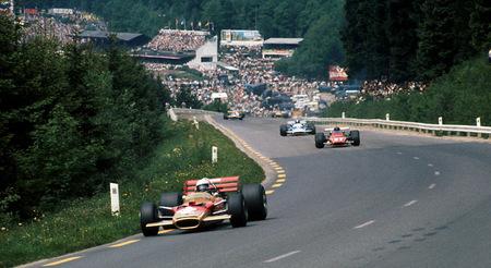 Spa-Francorchamps amplía su presencia en la Fórmula 1 hasta 2015
