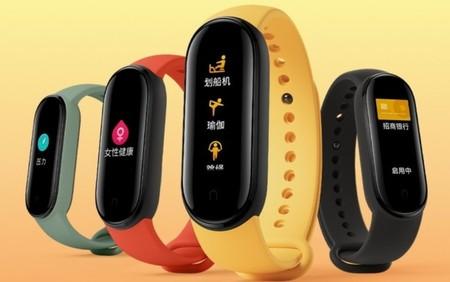 Xiaomi Mi Band 5 en todo esplendor: revelado su diseño, capacidad de pagos móviles y monitoreo de salud femenina [Actualizado]
