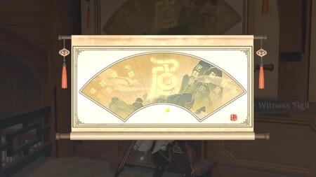 Genshin Impact Sello Testigo 02