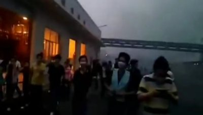 Explosión en una planta de Foxconn: la compañía investigará las causas con Apple