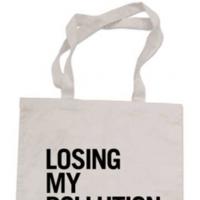 Losing my pollution, el bolso más ecológico