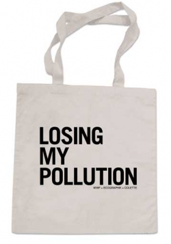 Losing my pollution, el bolso más ecológico