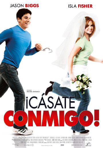 Tráiler y póster de 'Cásate conmigo', una comedia romántica con Isla Fisher y Jason Biggs