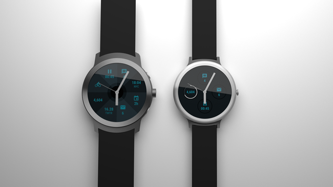 Google wearables Android-OS Wear 2.0