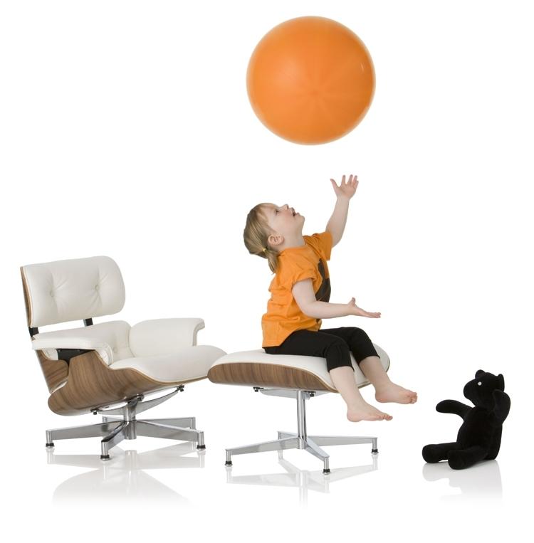 Foto de Sillas y sillones de diseño para los más pequeños (7/7)