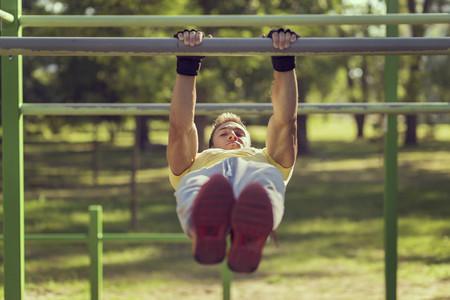 ejercicios para pecho alto calistenia